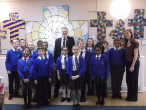 201511 ParliWeek St Laurence School Council